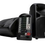 Yamaha STAGEPAS 600I PA System – Portable and Versatile