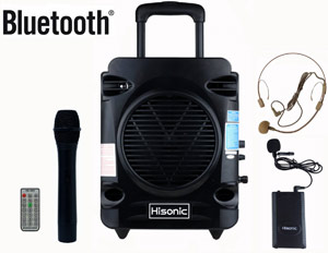 Hisonic HS700 Portable PA System