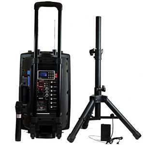 Hisonic HS420 Rechargeable Portable PA System