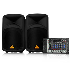 Behringer EPS500MP3 Portable PA System
