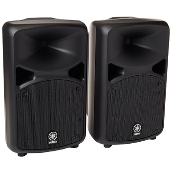 Pa system reviews buy the best pa system for Yamaha stagepas review